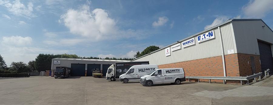 HL Smith transmissions Ltd, Yard image