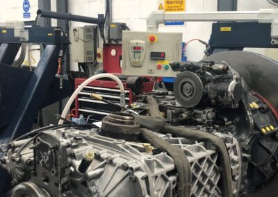 ZF 16S 2322TD NMV in final test